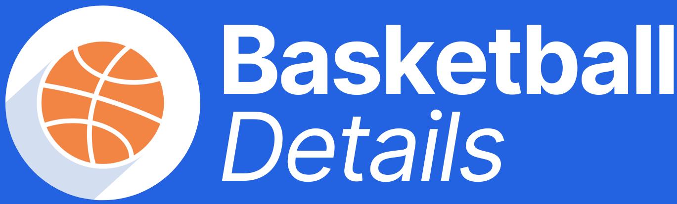 Basketball Details logo